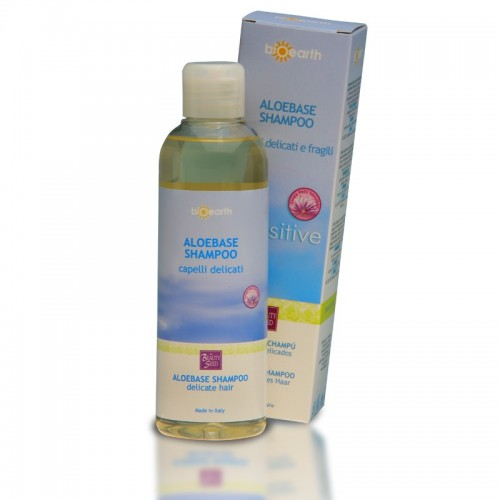 serie Aloebase Sensitive - Shampoo – Bioearth