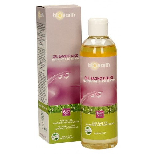 TBS - Gel bagno d'aloe – Bioearth