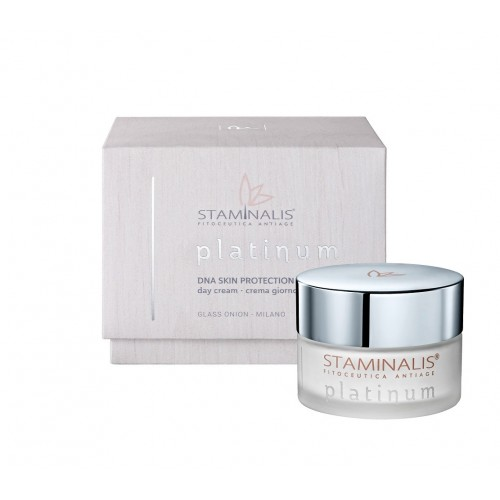 Staminalis Platinum - DNA Skin Protection crema giorno - Glass Onion