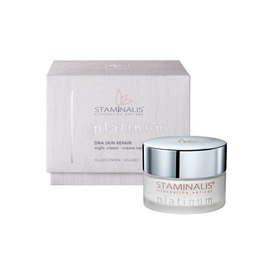 Staminalis Platinum - Dna Skin Repair crema notte - Glass Onion