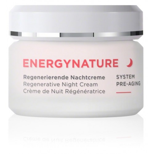 Energy Nature - Crema notte rigenerante - Annemarie Borlind