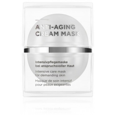 Beauty Extras - Anti-aging Cream Mask - Annemarie Borlind