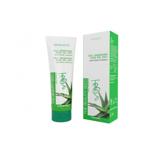 TBS - Cell renewing aloe gel 96% - Bioearth