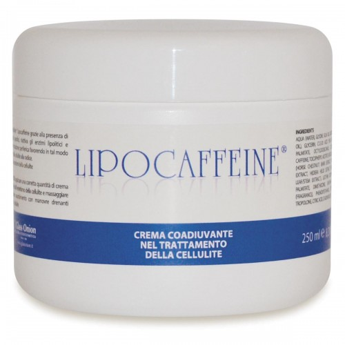 Lipocaffeine - Crema anticellulite 250 ml - Glass Onion