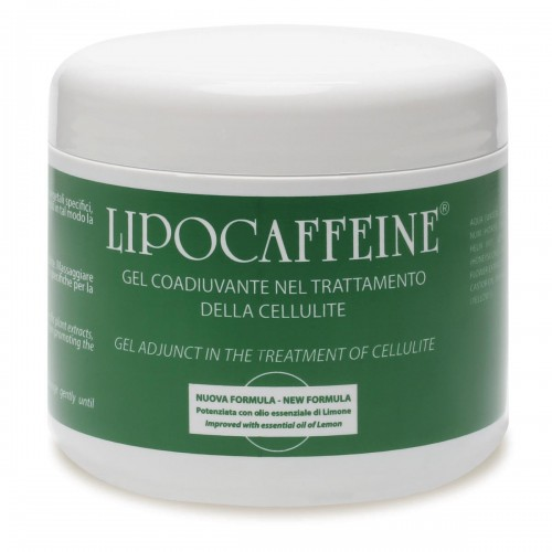 Lipocaffeine - Gel anticellulite 500 ml - Glass Onion