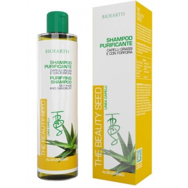 TBS - Shampoo purificante antiforfora – Bioearth