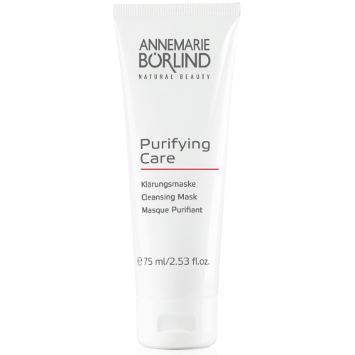 Purifying Care - Maschera purificante - Annemarie Borlind