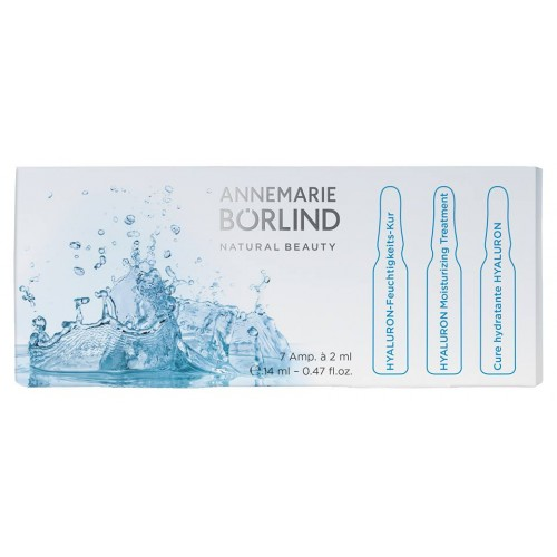 Beauty Extras - Ampolle idratanti 7x2 ml - Annemarie Borlind