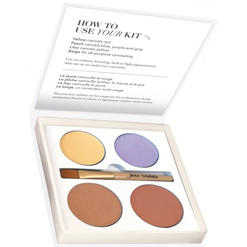 Corrective Colors - Jane Iredale