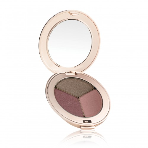 PurePressed Eye Shadow Triple - Soft Kiss - Jane Iredale