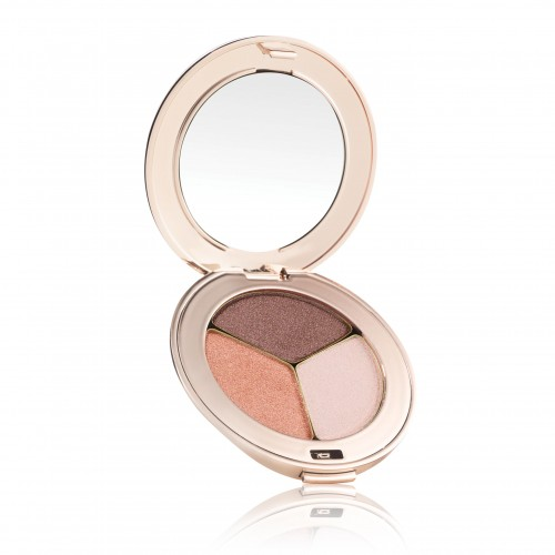 PurePressed Eye Shadow Triple - Pink Quartz - Jane Iredale