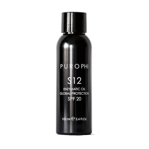 S12 - Enzymatic Oil Spf 20 - Purophi