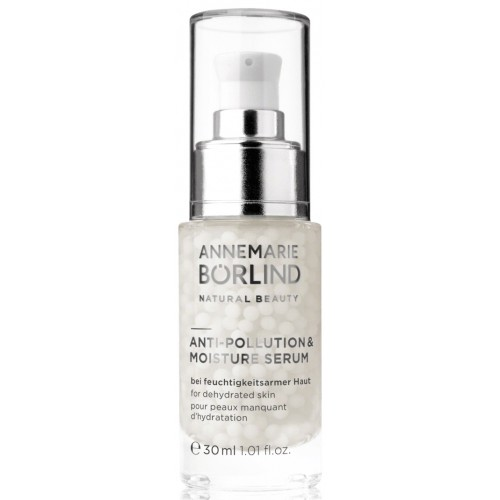 Anti-Pollution & Moisture Serum - Annemarie Borlind