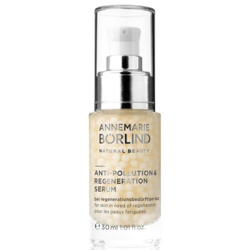 Beauty Pearls - Anti-Pollution & Regeneration Serum - Annemarie Borlind