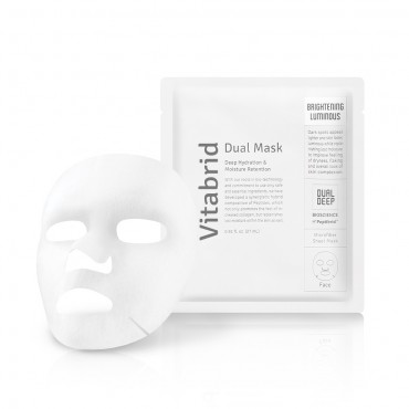 Dual Mask - Brightening & Luminous - Vitabrid