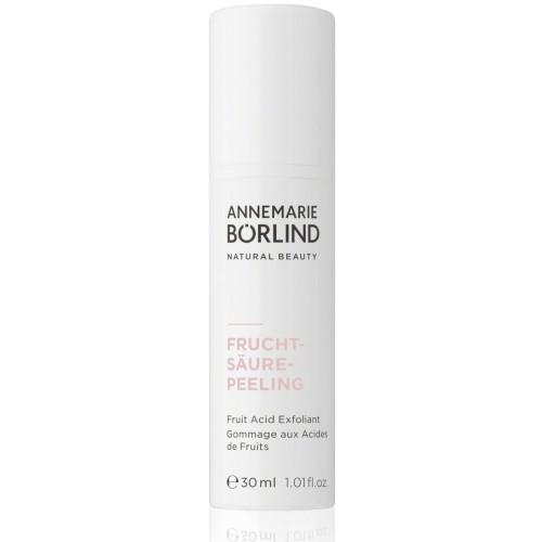 Peeling - Fruit Acid Exfoliant - Annemarie Borlind