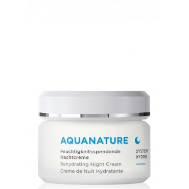Aquanature - Crema notte - Annemarie Borlind