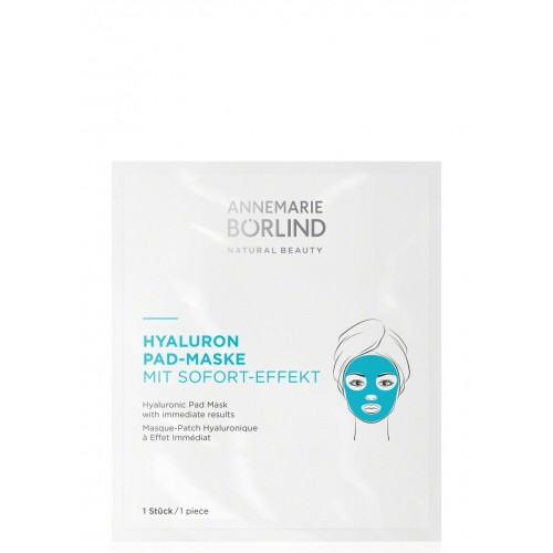 Hyaluronic Pad Mask - Annemarie Borlind