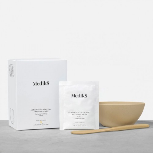 Activated Charcoal Refining Mask ™ - Medik8
