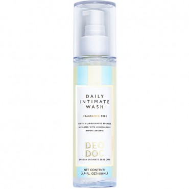 Daily intimate wash - Fragrance Free - DeoDoc
