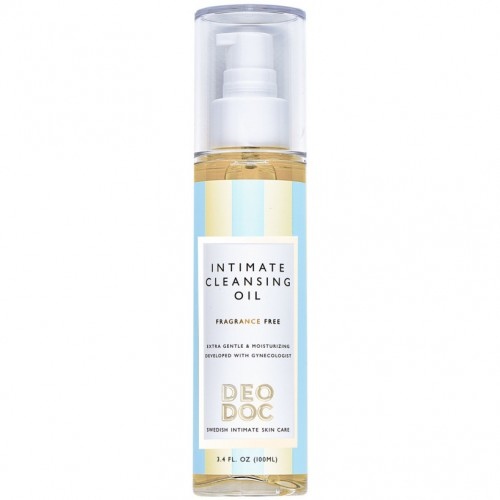 Intimate cleansing oil - DeoDoc
