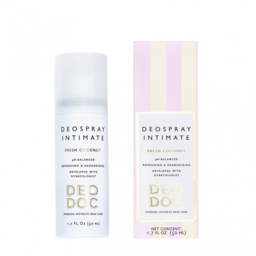 DeoSpray - Fresh Coconut - DeoDoc