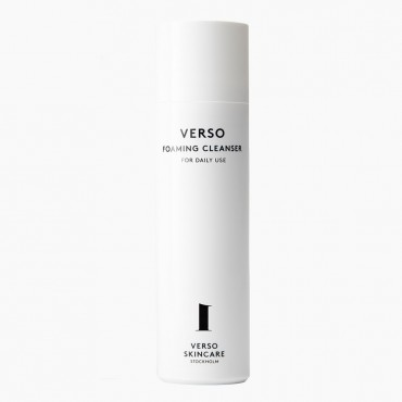 Foaming cleanser - Verso