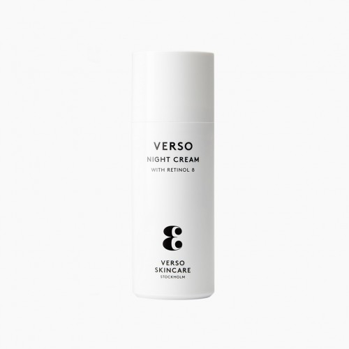 Night cream - Verso