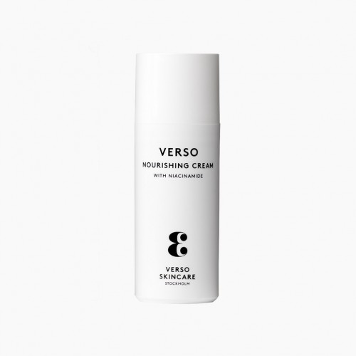 Nourishing cream - Verso