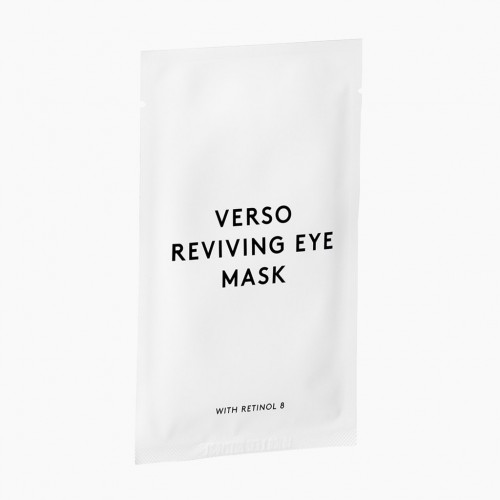 Reviving eye mask - Verso