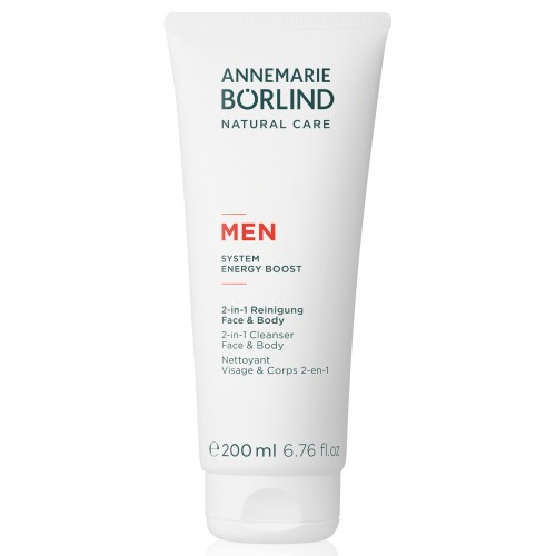 Men - Detergente 2 in 1 - Annemarie Borlind