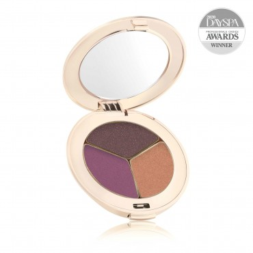 PurePressed Eye Shadow Triple - Ravishing - Jane Iredale