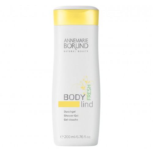 Body Lind Fresh - Gel doccia - Annemarie Borlind
