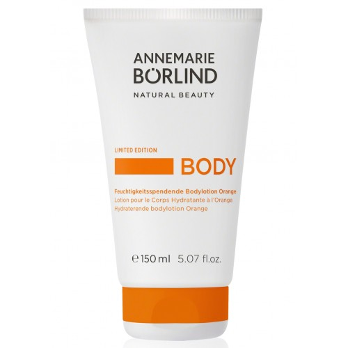 Body Orange - Fluido corpo - Annemarie Borlind