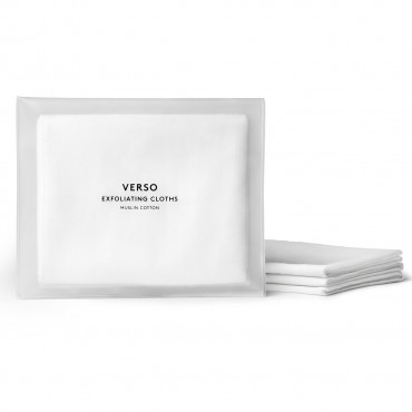 Muslin Cotton Cloth - Verso